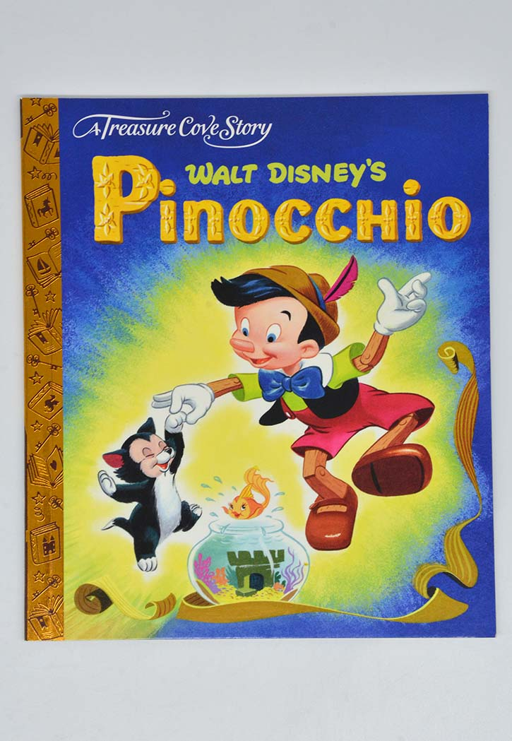 A Treasure Cove Story - Pinocchio