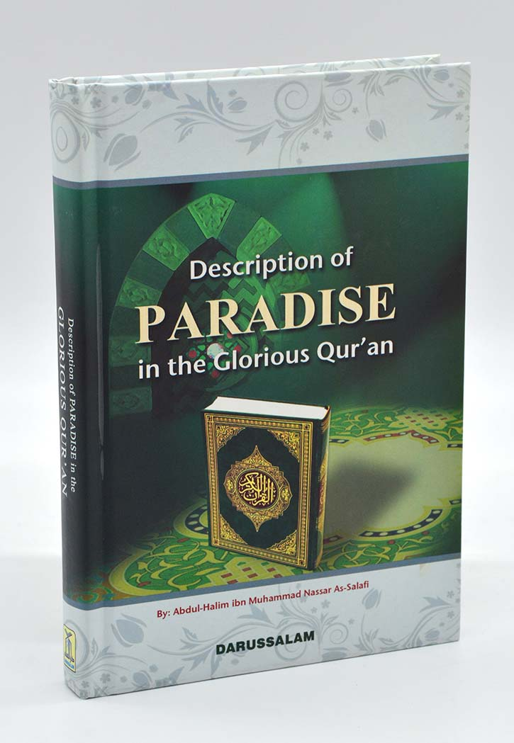 Description Of Paradise In The Glorious Quran