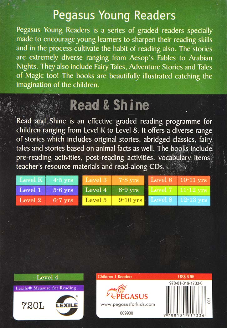READ & SHINE-FAIRY TALES-3 IN 1