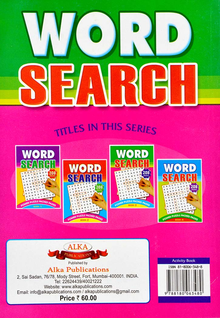 WORD SEARCH PUZZLE BIG BK3