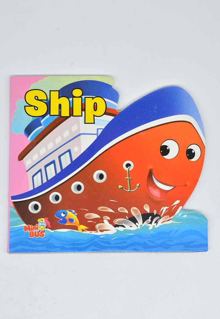 SHIP-HARD COVER