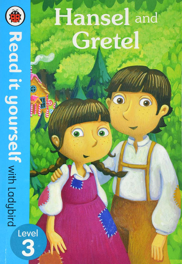 Ladybird Picture Books - Hansel And Gretel Level 3