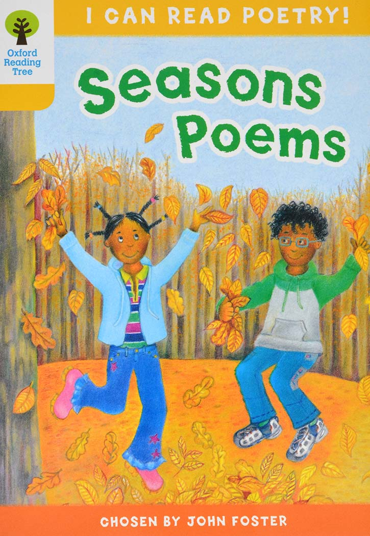 OXFORD READING TREE : SEASONS POEMS