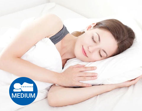 MEDIUM Density Micro-Down YourBedPillow