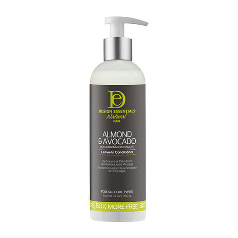 Almond Avocado Leave-In Conditioner