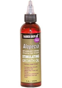 Barber Shop Aid Stimulating Hair Growth Oil