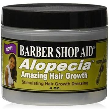 Barber Shop Aid for Alopecia