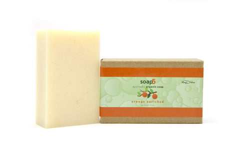 Ayurvedic Orange Enriched Soap - Soap5