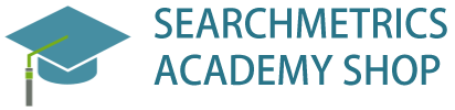 Searchmetrics Academy Shop