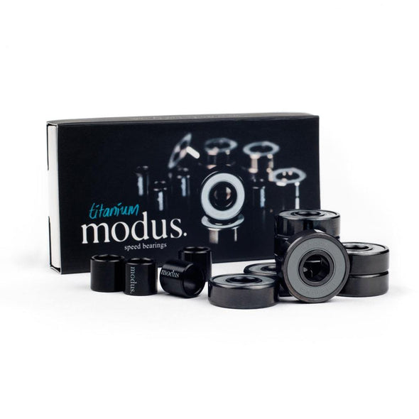 Modus - Titanium Bearings
