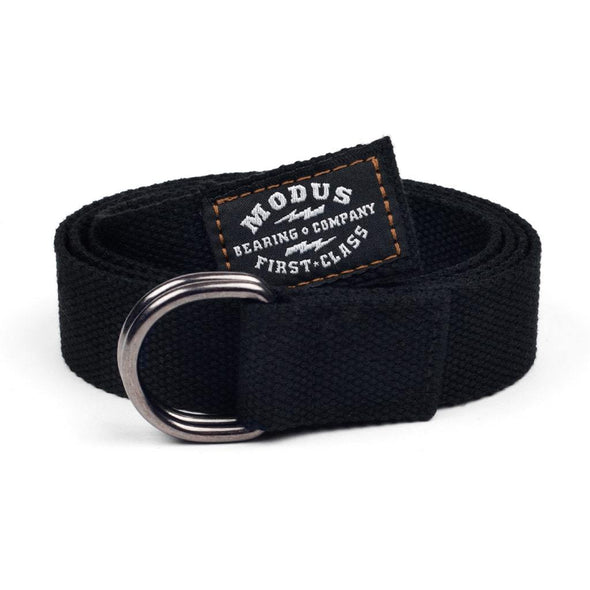 Modus - Cinch Web Belt BLACK BRONZE