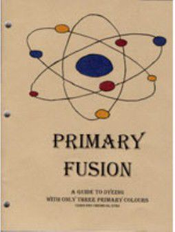 Primary Fusion: A Guide to Dyeing with Only Three Primary Colors - Rug Hooking Supplies