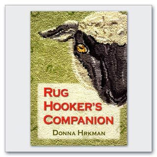Rug Hooker's Companion - Rug Hooking Supplies
