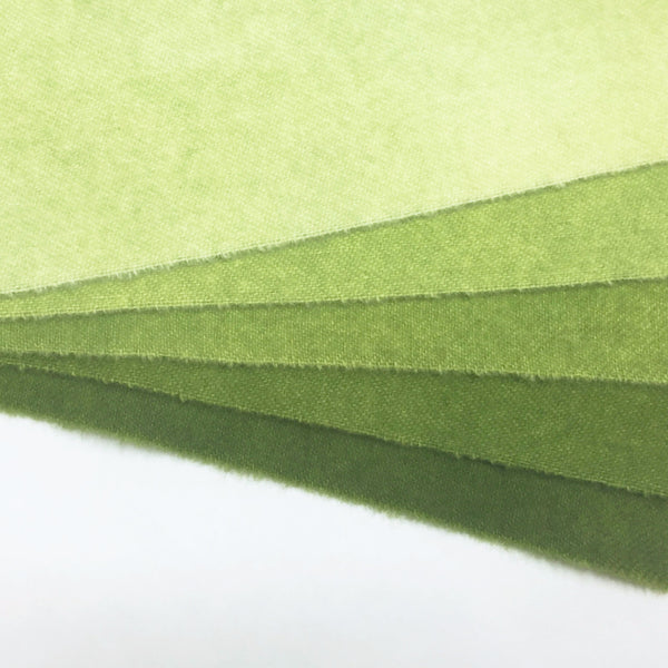 Jacobean - 17 - Bright Green Accent - Rug Hooking Supplies