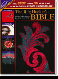 The Rug Hookers Bible - Rug Hooking Supplies