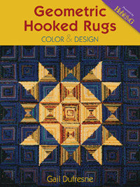 Geometric Hooked Rugs - Rug Hooking Supplies