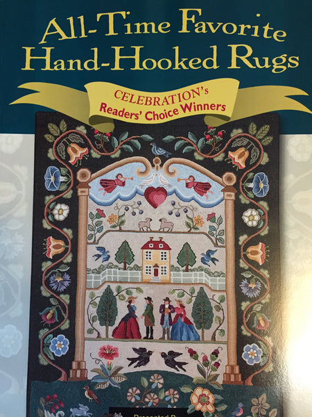 All Time Favorite Hand-Hooked Rugs - Rug Hooking Supplies