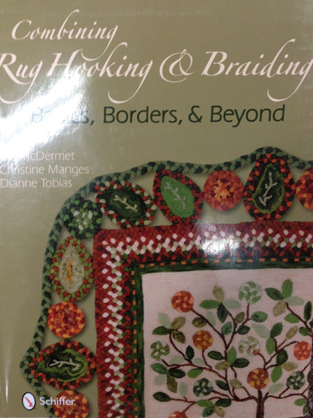 Combining Rug Hooking & Braiding - Rug Hooking Supplies