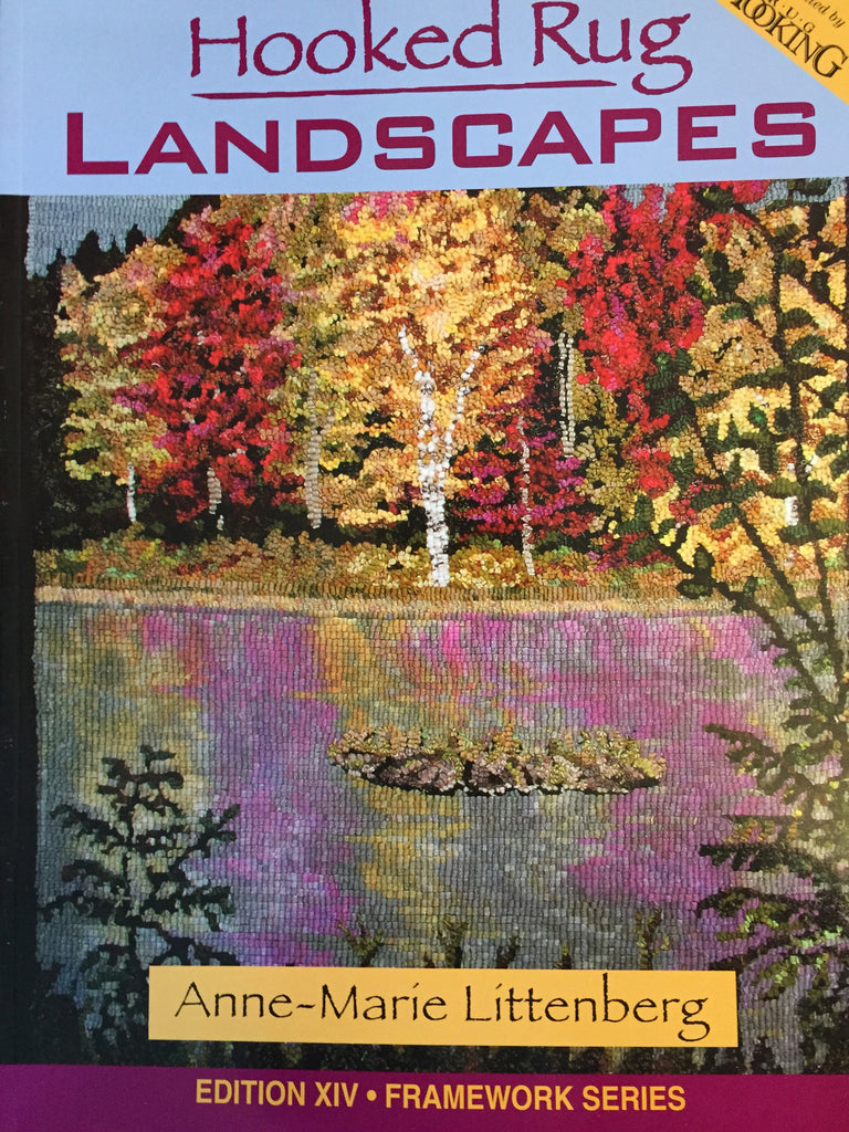 Hooked Rug Landscapes - Rug Hooking Supplies