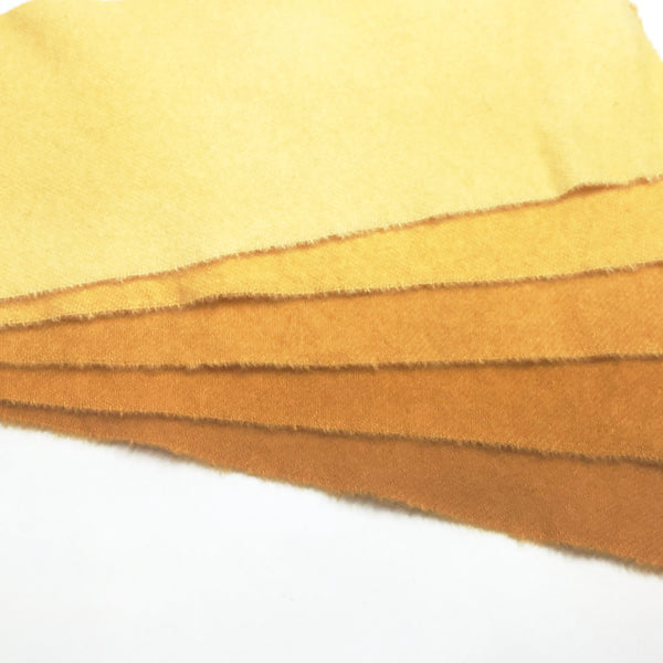 Jacobean - 19 - Orange Gold Accent - Rug Hooking Supplies