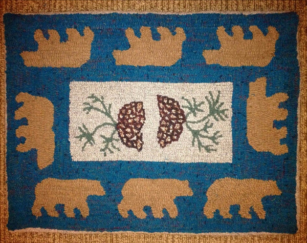 Bears - Rug Hooking Supplies