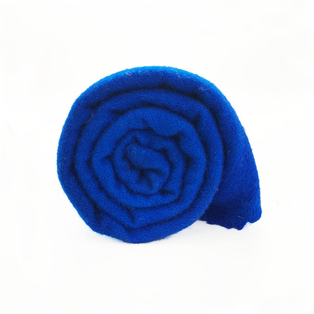 Dyed Wool - Indigo Bunting - Rug Hooking Supplies