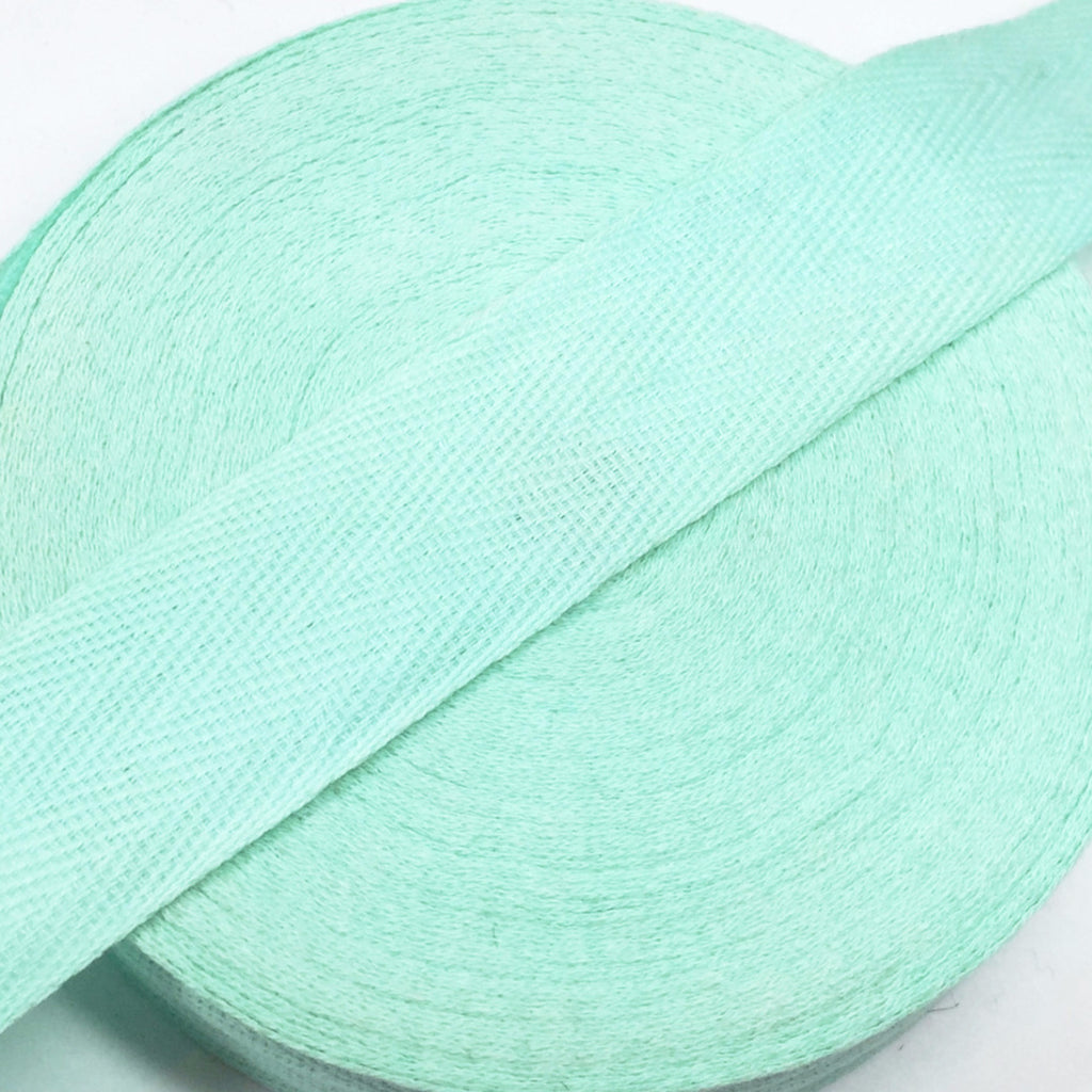 Binding - Mint Green - Rug Hooking Supplies