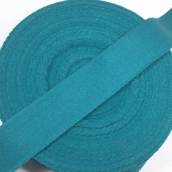 Binding - Teal - Rug Hooking Supplies