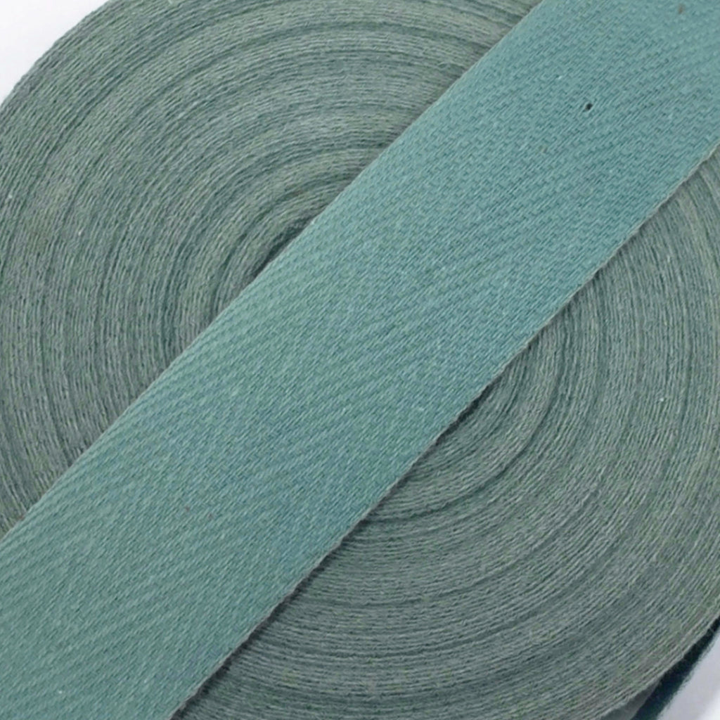 Binding - Blue Green - Rug Hooking Supplies