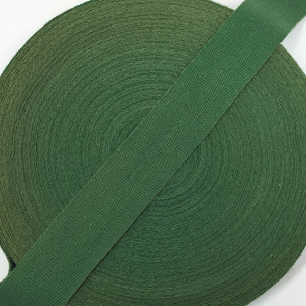 Binding - Green - Rug Hooking Supplies