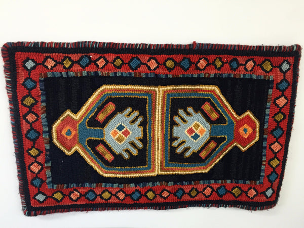 Navajo Hamadan - Rug Hooking Supplies