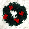 Wooly Wreath Class - Rug Hooking Supplies