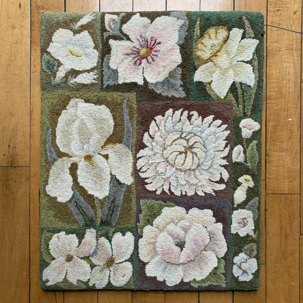 White Flower Sampler