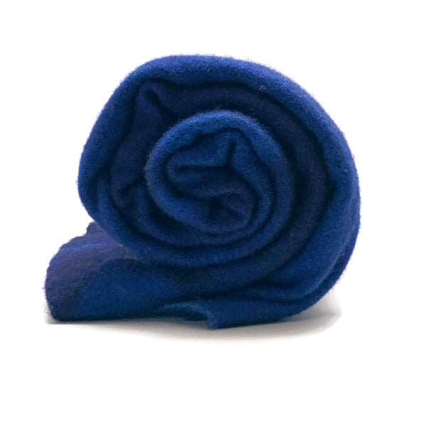 Dyed Wool - Blue Gem