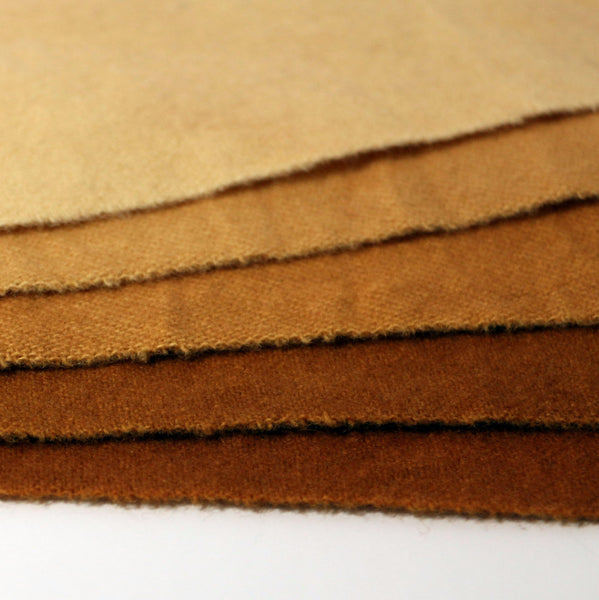 Jacobean - 5 - Brown-Gold - Rug Hooking Supplies