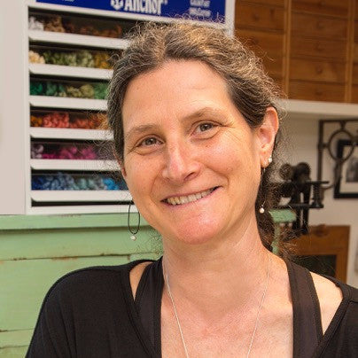 Designing & Hooking Abstract Pieces with Liz Alpert Fay - June 16-19, 2018