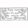 Ruckman Mill Farm - Sleep Sweet - Rug Hooking Supplies