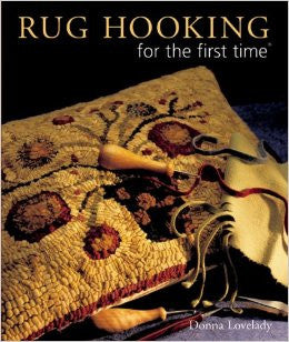 Rug Hooking for the First Time - Rug Hooking Supplies