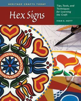 Hex Signs - Rug Hooking Supplies