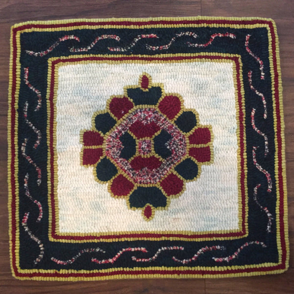Square Geo - Rug Hooking Supplies