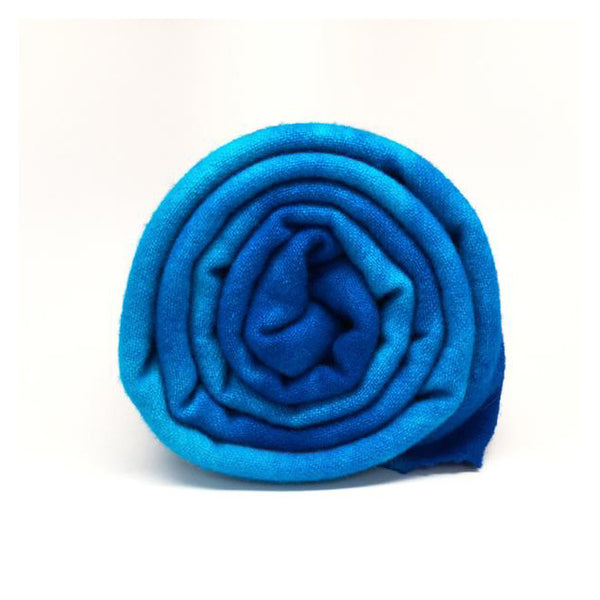 Dyed Wool - Summer Blue - Rug Hooking Supplies