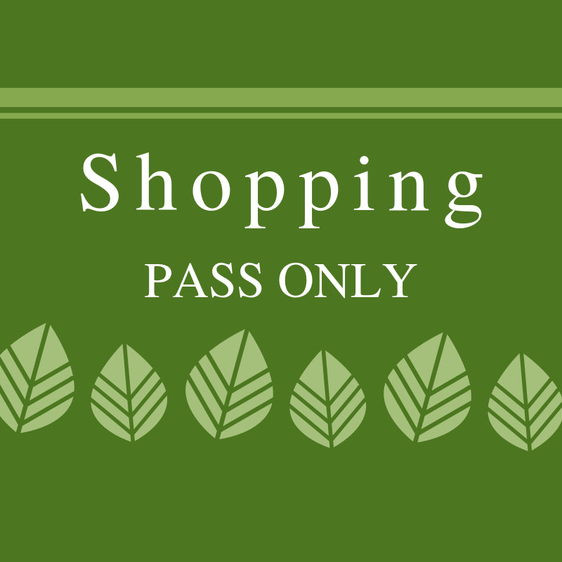 Shopping Pass Only - Rug Hooking Supplies