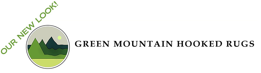 Green Mountain Hooked Rugs logo