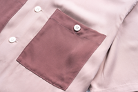 F. CLASSIC Camp Collar Shirt Pink