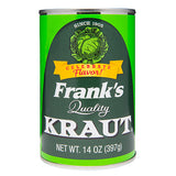 Frank's Kraut, 14 OZ (Pack of 24)