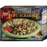 Amy's Tofu Scramble, 9 Oz (Pack of 12)