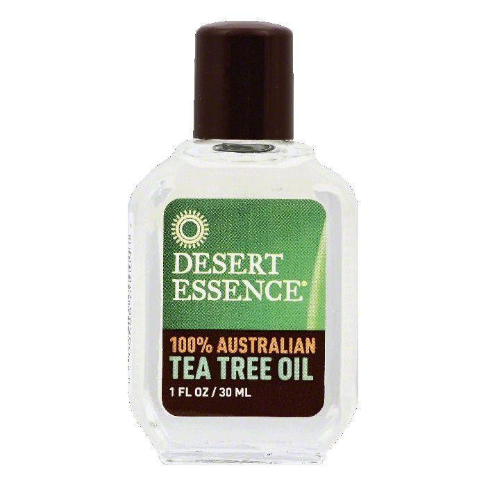 Desert Essence 100% Australian Tea Tree Oil, 1 OZ