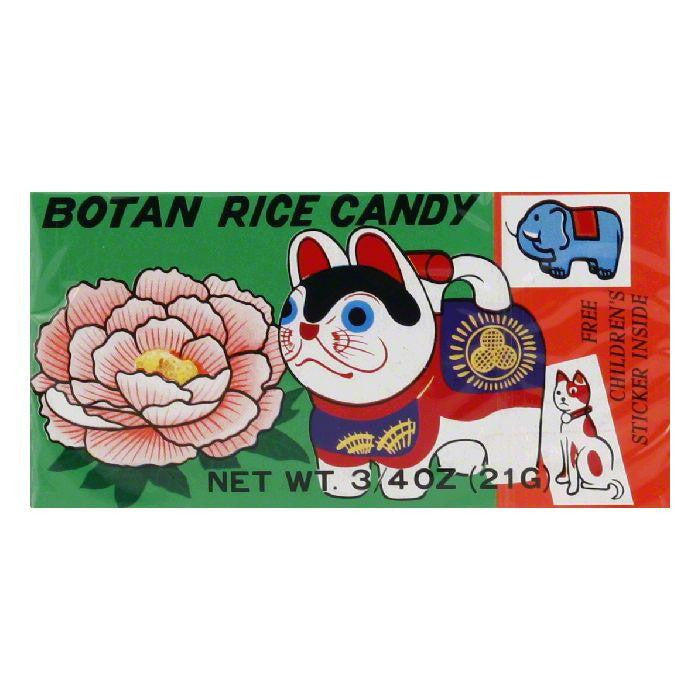 Botan Ame Rice Candy, 0.75 OZ (Pack of 60)
