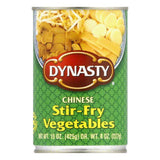Dynasty Stir Fry Vegetables, 15 OZ (Pack of 6)