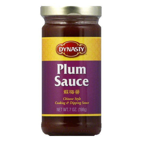 Dynasty Sauce Plum, 7 OZ (Pack of 6)